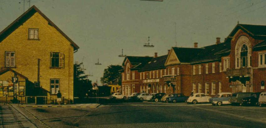 Stationspladsen