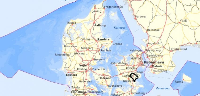 Faxe i Danmark