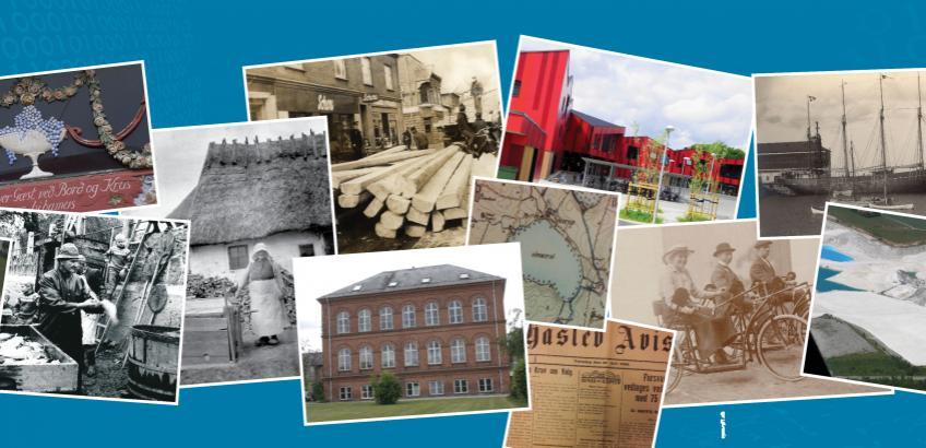 fra Faxe Kommunes Arkivers samlinger