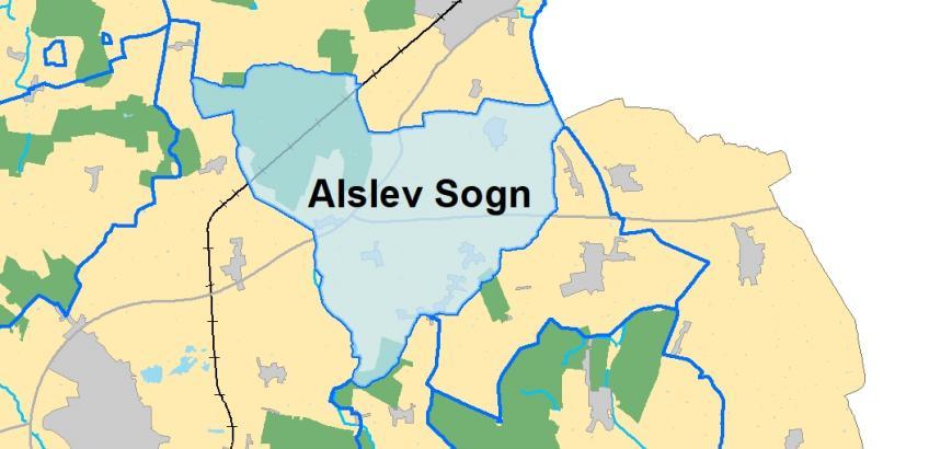 Alslev Sogn