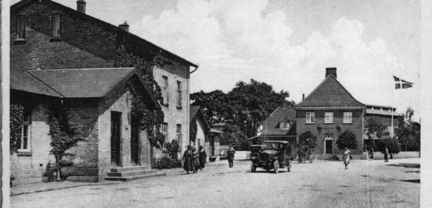 Haslev Station