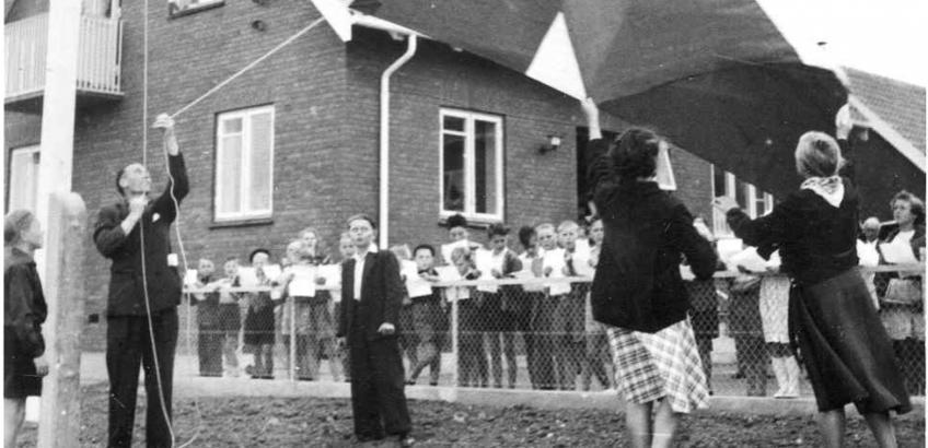 indvielse af Freerslev skole
