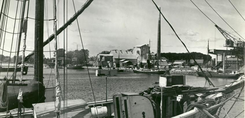 Faxe Ladeplads havn