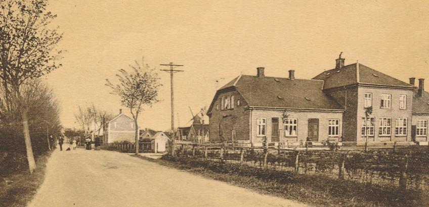 Karise Skole 1913