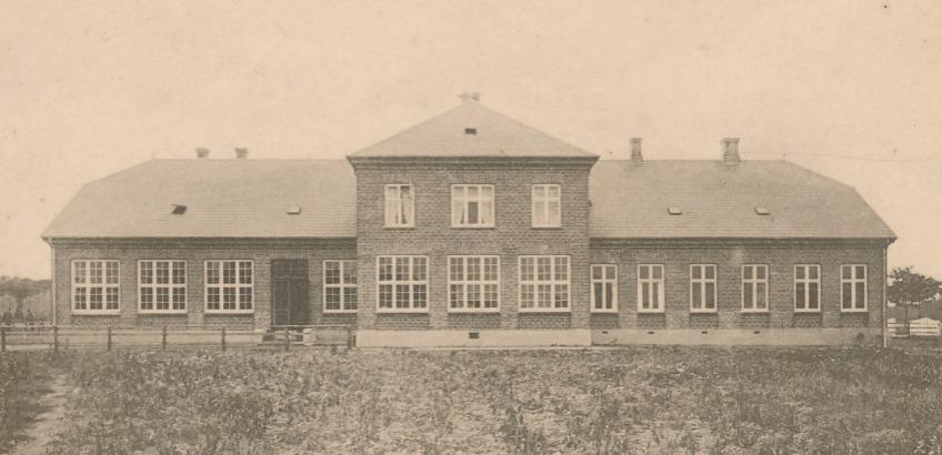 Karise nye skole 1915