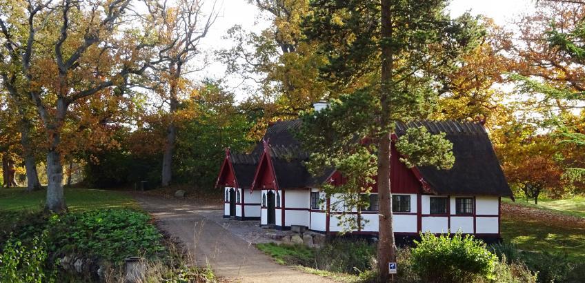 Fiskemesterhuset ved Gisselfeld