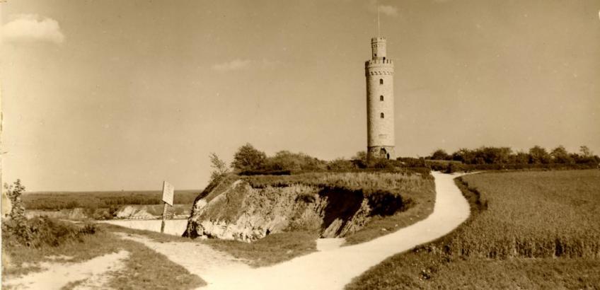 Rollotårnet på Møllebakken