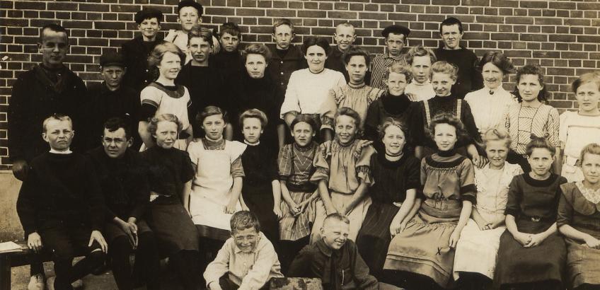 Karise skole 1912
