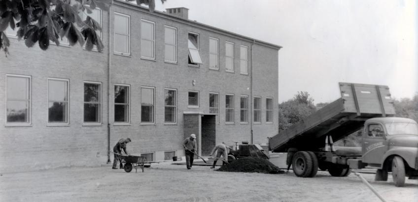 Karise skole 1964