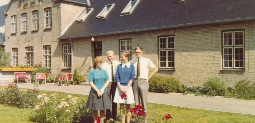 Personale Sdr. Dalby kommunekontor 1969