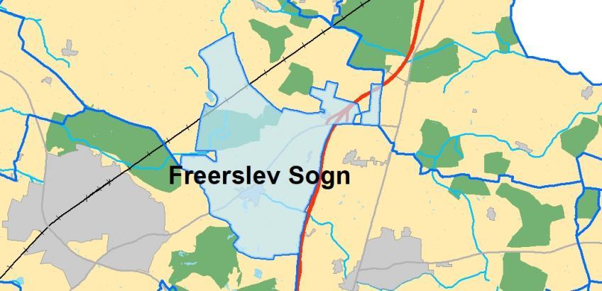 Freerslev Sogn