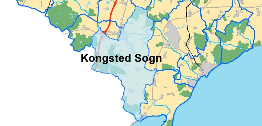 Kongsted Sogn