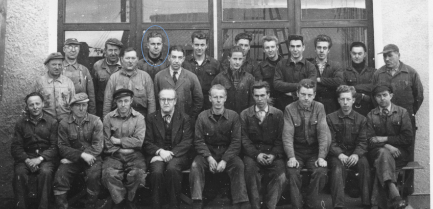 H.F. Nielsen maskinfabrik 1957
