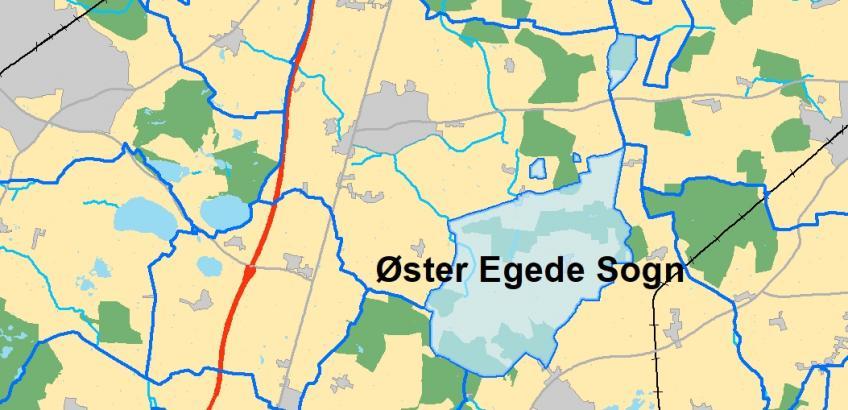 Øster Egede Sogn