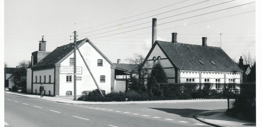 Sønderby Bryggeri, Borre
