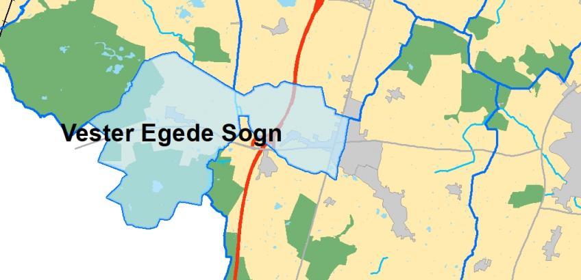 Vester Egede Sogn