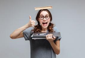 Multitasking med papir og computer